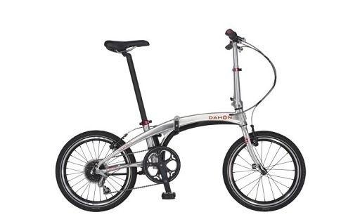 BICICLETA PLIABILA DAHON VIGOR P9 SCOTCH #Bicicleta #pliabila #urbana recomanda celor cu o inaltime intre 142-195 cm (4'8″-6'5″).