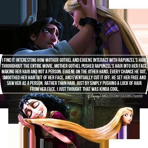 Mother Gothel Tangled Porn Captions - I love deep thinking Disney -- i mean, i just love tangled and love stories  and beautiful little details <-- And can I mention that Rapunzel looks ...