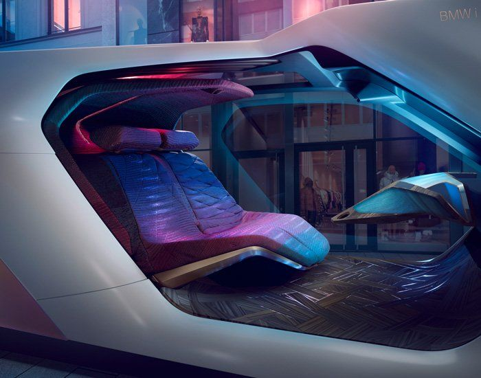 Bmw Transforms Smart Cars With Zero Gravity And Sounds Designed By Hans Zimmer In 2020 Mercedes Maybach Bmw Maybach