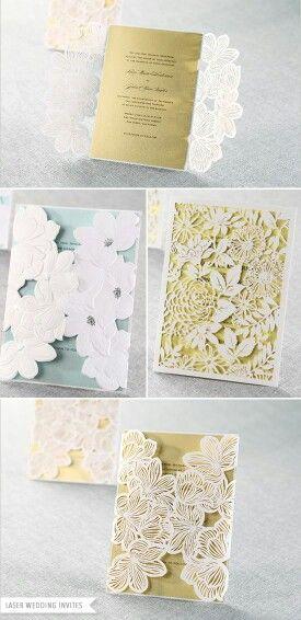 Lazerli düğün davetiyesi www.lizadavetiye.com
