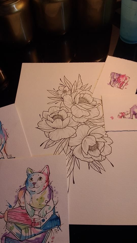 Tattoo designs...