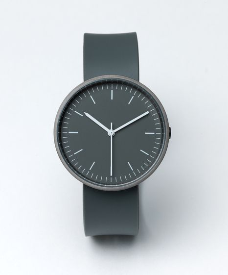 UniformWares 103 PVD Grey Rubber