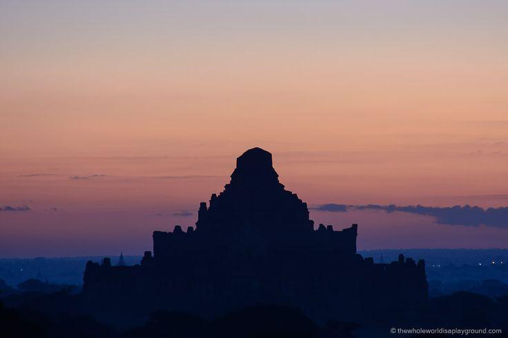 Bagan Mandalay Myanmar Itinerary (21)