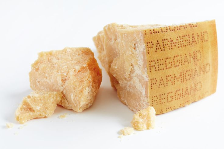Parmigiano Regianno: Highly nutritious and full flavored, Parmigiano-Reggiano cheese delights the real food lover, both as a dish on its own, and as a dressing for other foods