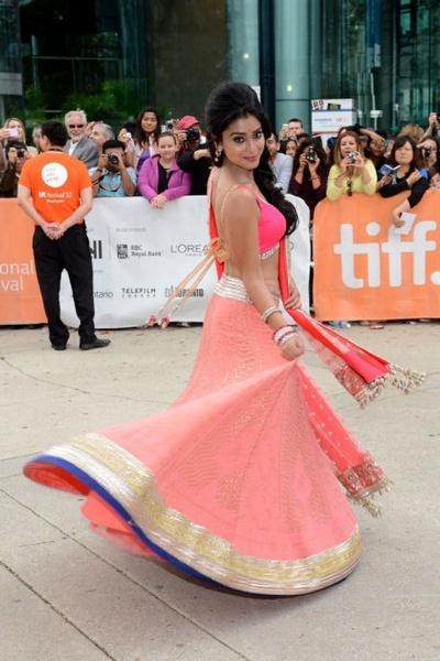Shrieya in pretty ethnic avatar!