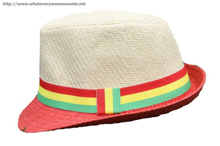 Fedora Rainbow Hats  Straw fedora hats now available! These beautiful, colourful hats are 56-58cm om size. $11.95