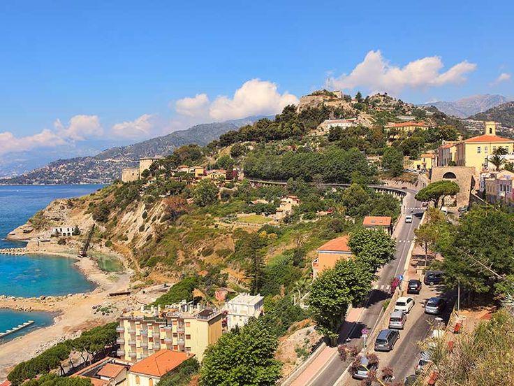 Ventimiglia (Imperia) - Veduta