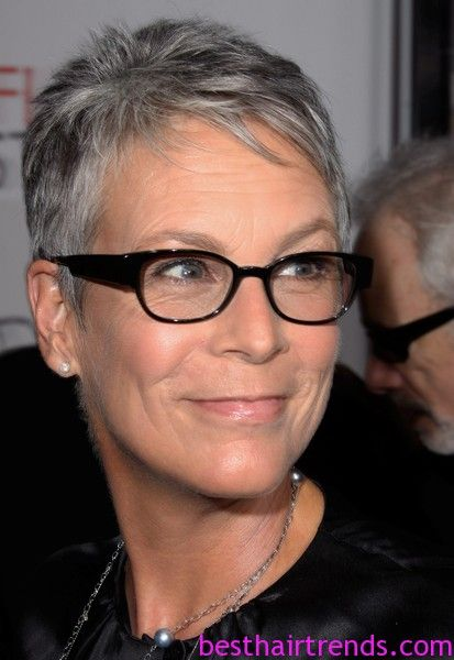 Short Fine Hair Older Women | ... short hairstyle perfect for mature women with thinning or fine hair