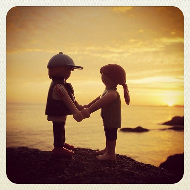 A LOVE STORY Playmobil ~