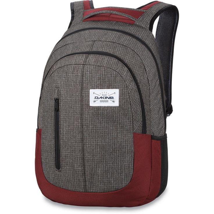 Der  Dakine Foundation 26L Rucksack  mit  Laptopfach  ist ein  geräumiger, sportlicher Multimedia-Rucksack  für die höheren Ansprüche. Der  Dakine Laptop Rucksack  besitzt ein großes Hauptfach mit  extra Dokumentenfach , ein großes,...