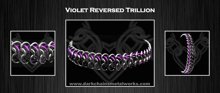 Violet Reversed Trillion