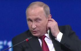 Body Language Analysis No. 2958: Vladimir Putin interview with Megyn Kelly - Nonverbal and Emotional Intelligence (VIDEO, PHOTOS)  http://www.bodylanguagesuccess.com/2017/06/body-language-analysis-no-2958-vladimir.html