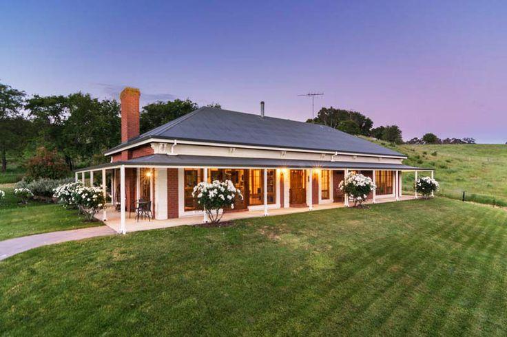 traditional australian farmhouse - Google Search