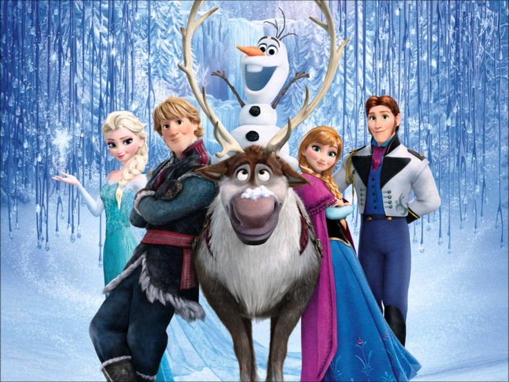 Anais Delva, Libérée Délivrée, Frozen, We love Disney