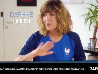Daphné Bürki, Faustine Bollaert, Anne-Sophie Lapix : France 2 salue ses nouvelles animatrices en vidéo