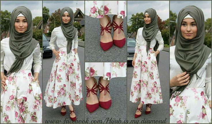 by © Hijab is my diamond