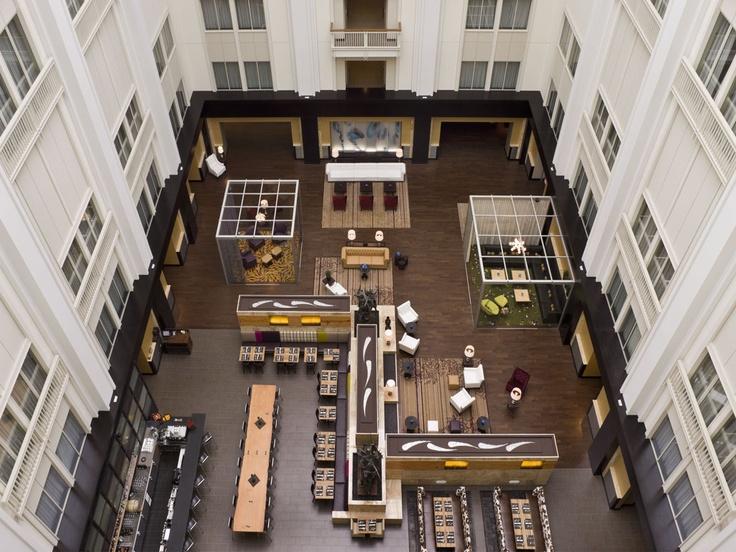 The Nines Hotel in Portland, Oregon
