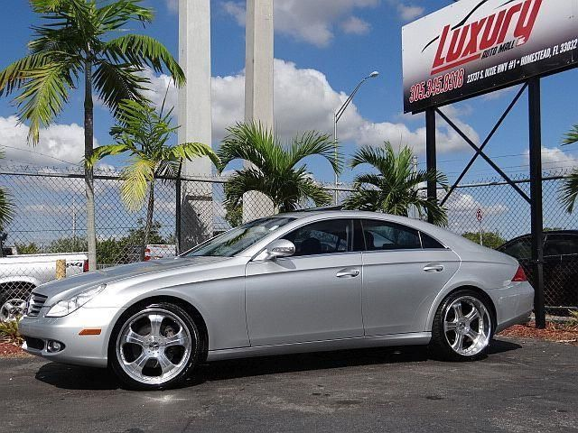 2006 Cls 500 >> 2006 Mercedes Benz Cls Class Mercedes Cls Class Cls500 Cls
