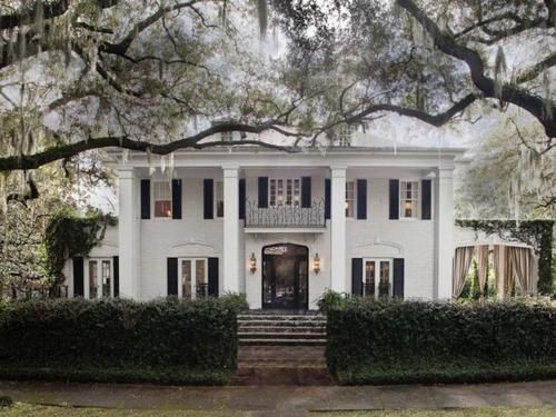 Foundry Hall - Ardsley Park, Savannah, GA