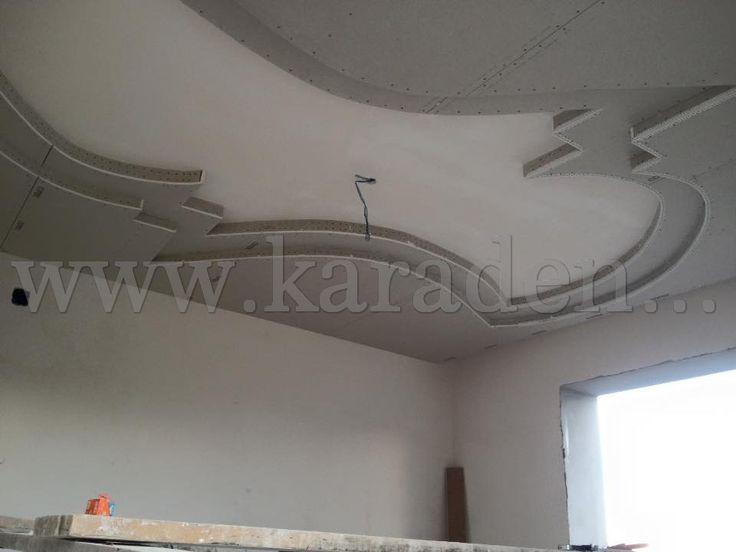 Gypsum False Ceiling Designs For Living Room Al Sanat Merkezi Pinterest False Ceiling