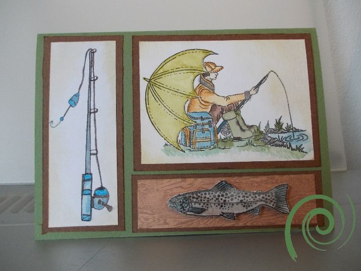 Fisherman´s card