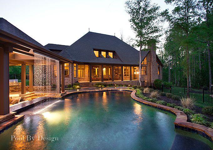 Charlotte Pool Builder And Landscaper   Pool By Design   NC Design ...