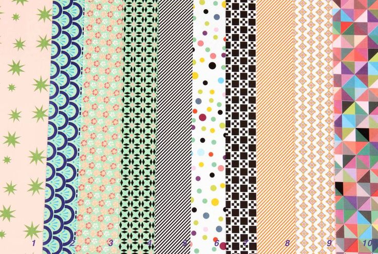 Rie Elise Larsen Inpakpapier - serie5