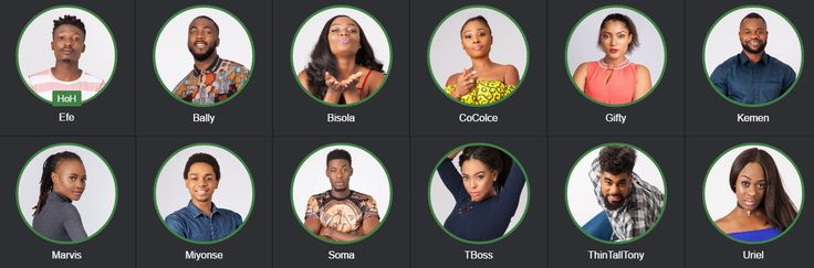 See The Two Big Brother Naija 2017 Housemates That Have Already Been Married