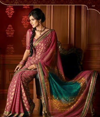 10 Different Types of Saree Draping Styles by Fashion.Ekstrax | Mi ...