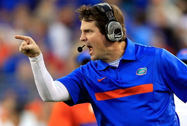 Will Muschamp has some fire in him.