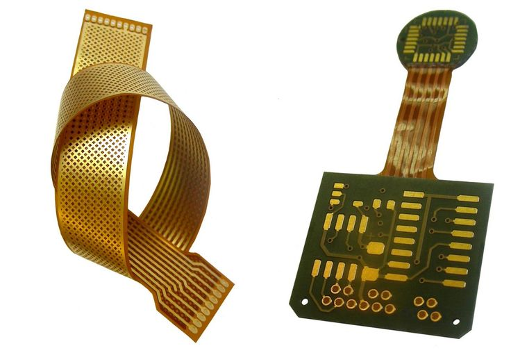FPCPCB FR4 2MM Thickness 6 Layer 1OZ Finished copper 5Mil Min Line Track 6Mil Min Line Space