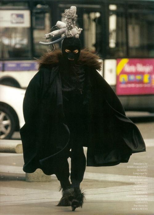 #covered #modern burka?