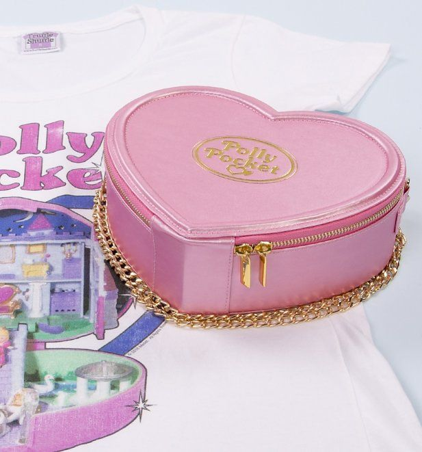 We will soon be able to carry around our own Polly Pocket purses – based on a replica of one much-loved Polly Pocket compact.
