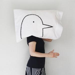 Love Bird Pillow Case