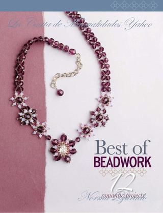 8 best issuu books jewelry images on pinterest book jewelry best of beadwork romantic projects ebook interweave fandeluxe Images