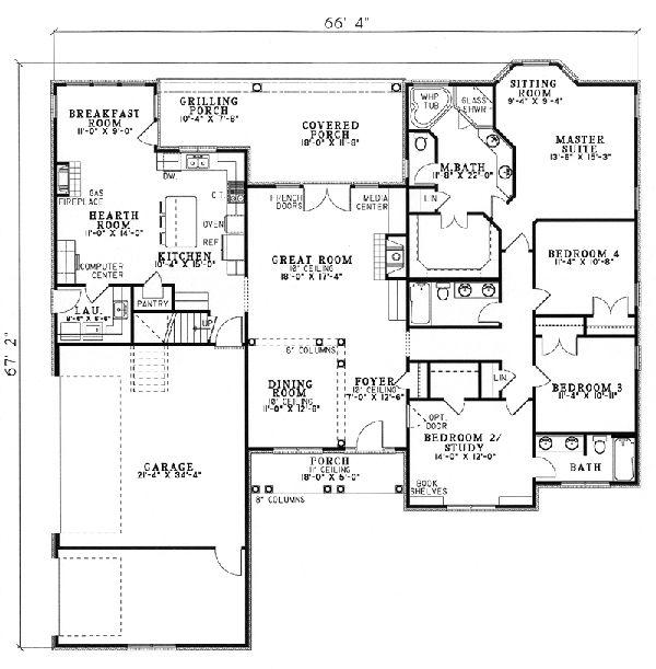 architectural plans for homes house plan id chp 15691 coolhouseplans home 15691