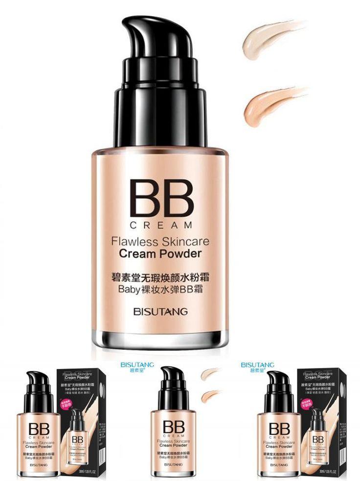 [Visit to Buy]  BB Cream Cover Cremes BB Original Whitening Korean Cream Concealer Isolation Nude Makeup Moisturizing Oil-Control Sunscreen  #Advertisement