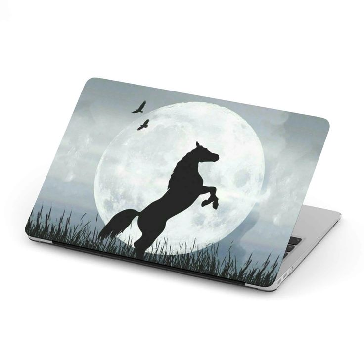 MacBook Case for Horse Lovers 03