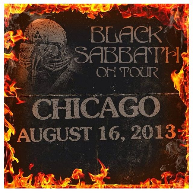 Black Sabbath ~ Get your tickets for Chicago August 16, 2013 before they sell out.  http://www.ticketstub.com/events/black-sabbath