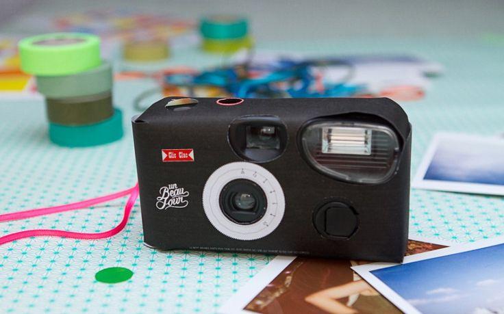 Habiller un appareil photo jetable   Blog mariage, Mariage original, pacs, déco