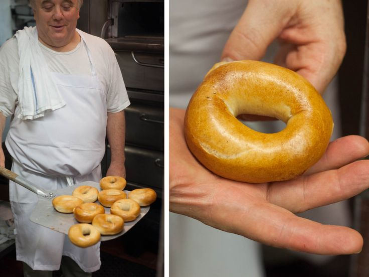 New York's Best Bagel Comes From a Department Store. Here's How It's Made.