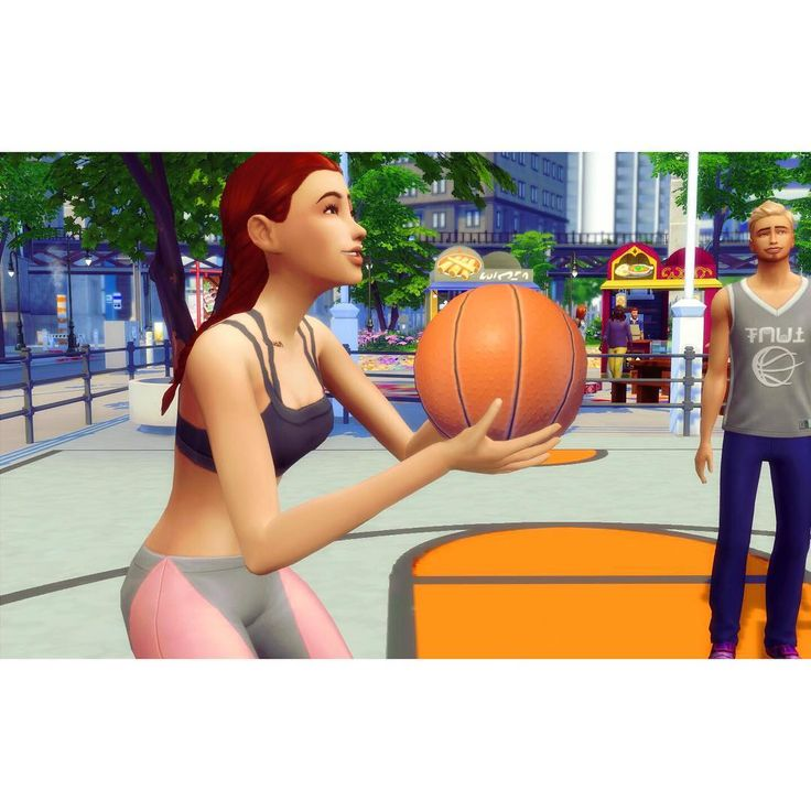 Playing basketball with Nathan #thesims4 #thesims4cc #thesims #sims #sims4 #simstagram #sims4mmcc #sims4cc #sims4cas #thesims4life #thesims4cas #life #gamergirl #gaming #gamer #gamers #apartment #vet #veterinarian #sims4game #playwithlife #games #thesims4jungleadventure #jungleadventure