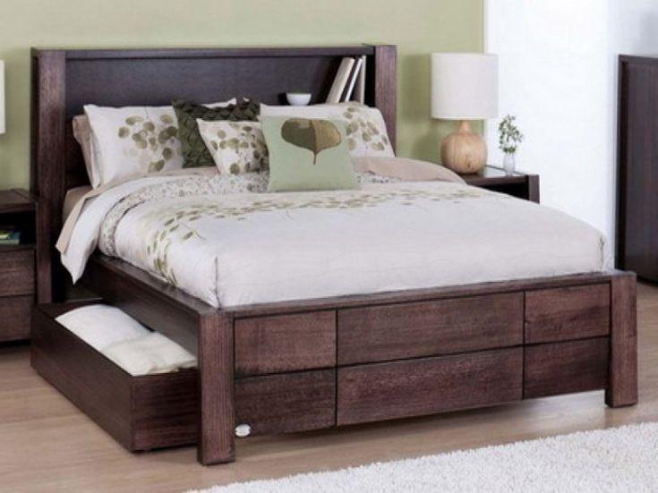 best 25 king size platform bed ideas on pinterest king size bed frame queen size platform. Black Bedroom Furniture Sets. Home Design Ideas