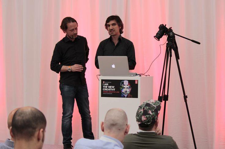 #CreativeJam #CreateNow #Adobe @Adobe #Kromhouthal #Amsterdam
