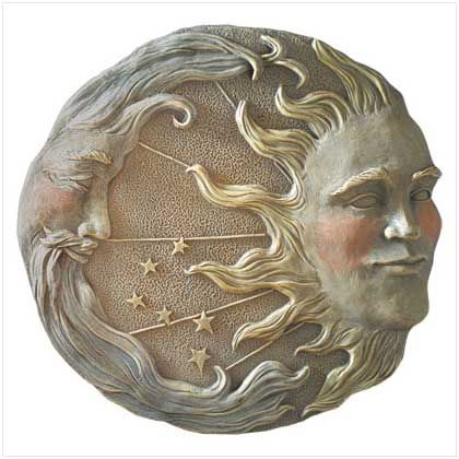 Celestial Wall Plaque Manufacturer: Home Locomotion SBEX32269 $12.56