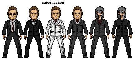 sebastian shaw x men first class micro heroes