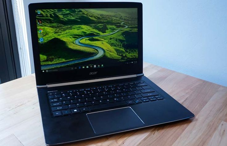 Acer Aspire S 13 Review - Full Review and Benchmarks.  LaptopMag's best value ultraportable
