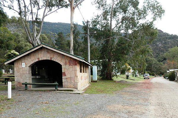 Facilities - Halls Gap Caravan Park