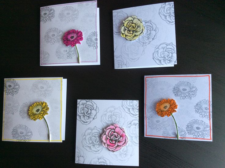 For the love of stamps Floral Sketches