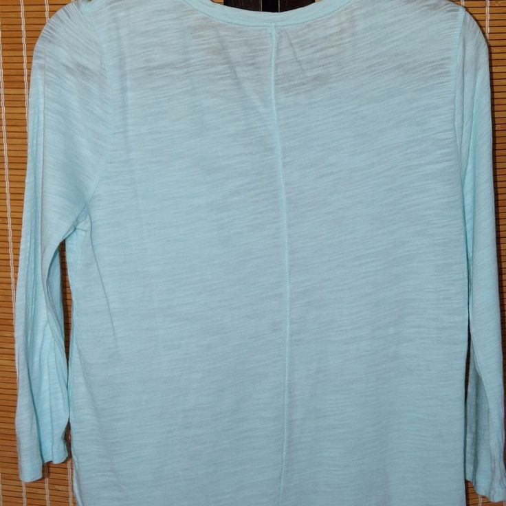Banana Republic Ladies malibu tee small long sleeve t shirt | eBay
